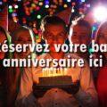 Une solution insolite pour fêter votre anniversaire à Paris