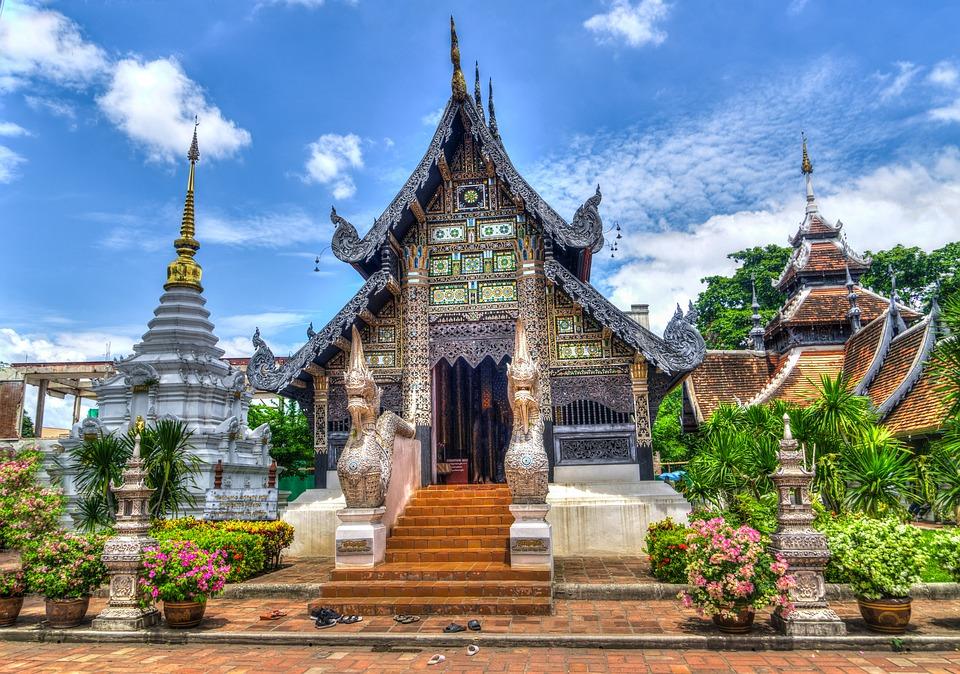 thailande voyage temple
