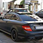 Louer un véhicule de luxe avec chauffeur privé à Marseille